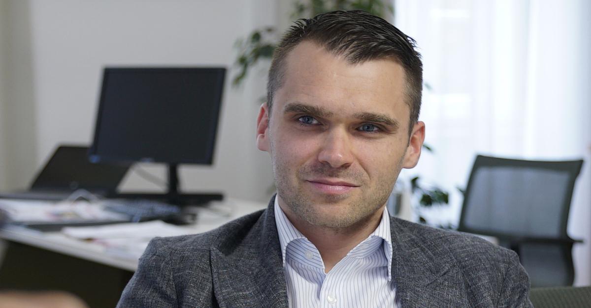 Mentaltrainer Michael Scharfmüller
