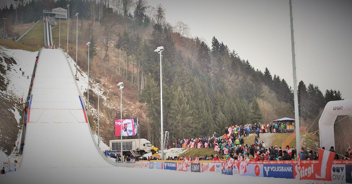 Mentaltraining für Skispringer in der Nähe von Hinzenbach